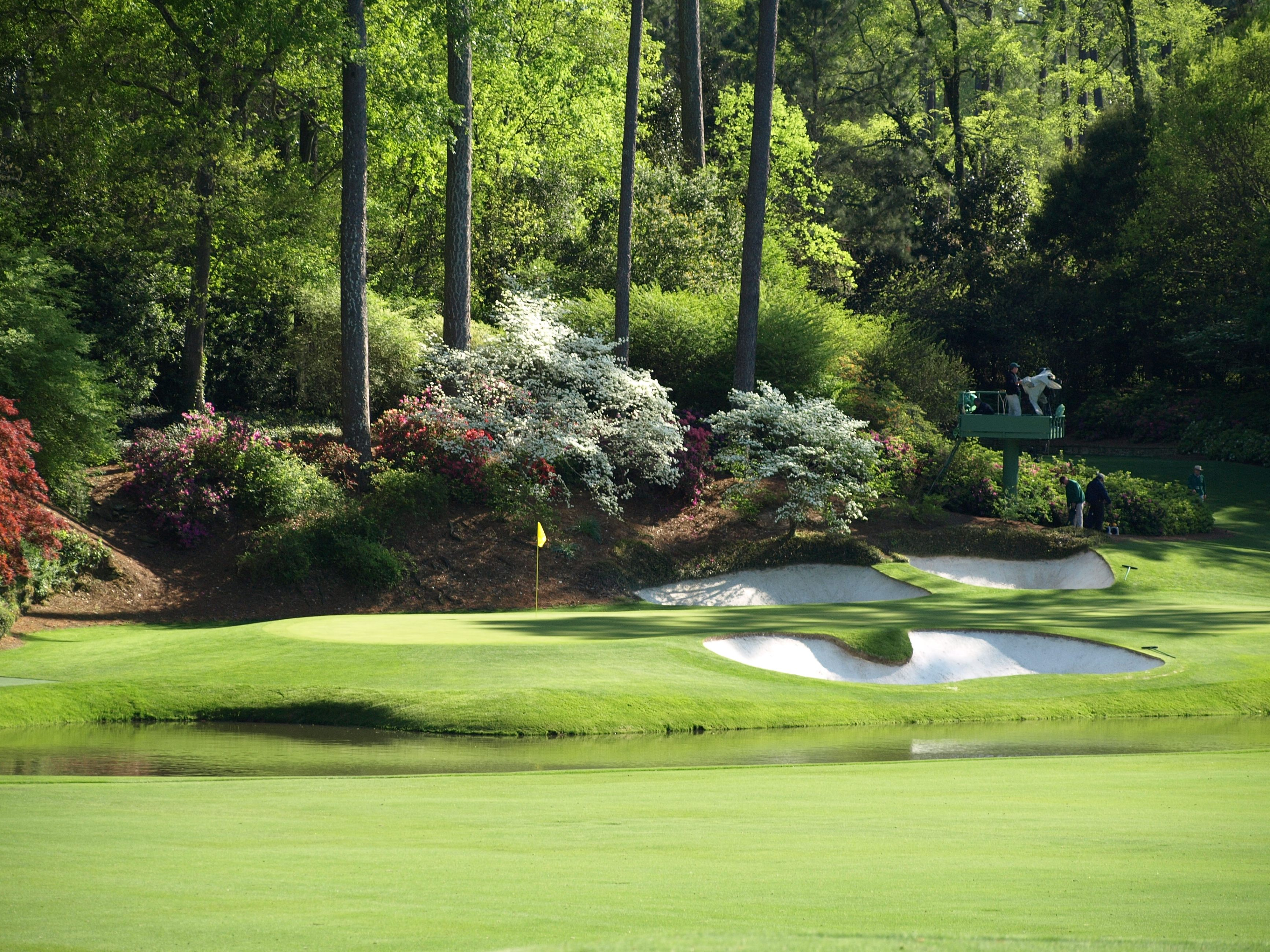 Augusta National Golf Club - Aussie Golf Quest