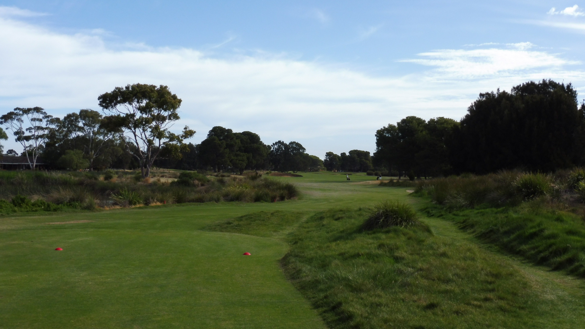 glenelg golf club 17th tee aussie golf quest. Black Bedroom Furniture Sets. Home Design Ideas